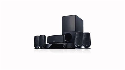 Home Theater Lg Dh6330h home theater dvd player lg 850w rms hd 5 1 canais