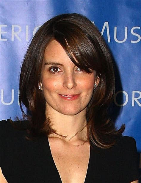 Tina Fey Hairstyles by Tina Fey Hairstyle Hair Is Our Crown