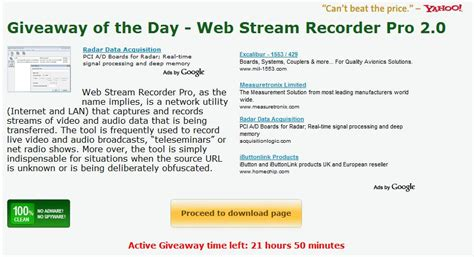 Software Giveaway Of The Day - giveaway of the day software