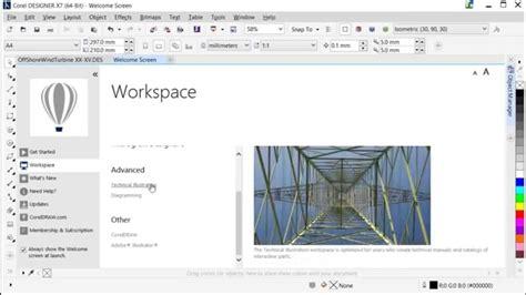 corel draw x7 jezyk polski workflow oriented and customizable workspaces in corel