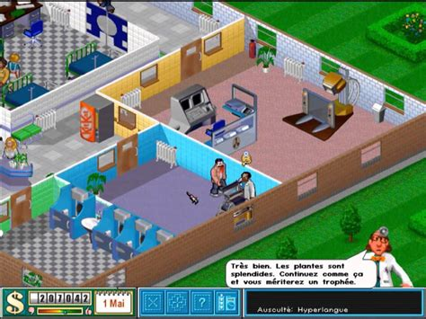 theme park hospital test theme hospital pc youtube