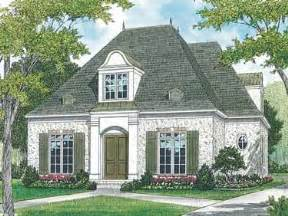enchanting stone cottage french style house plans country lrg