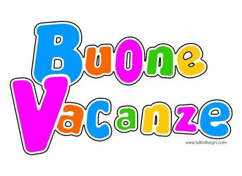 clipart vacanze scritta buone vacanze tuttodisegni