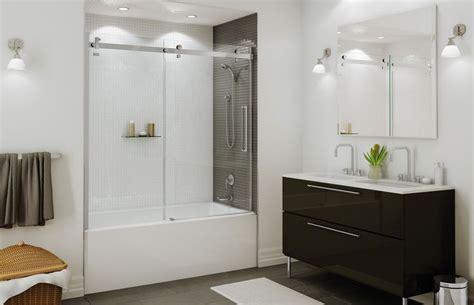 Halo Shower Door Halo Sliding Tub Door Maax Bathroom Pinterest