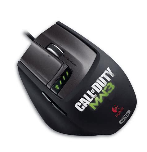 logitech gamesmediapro image mw3 custom logo mouse