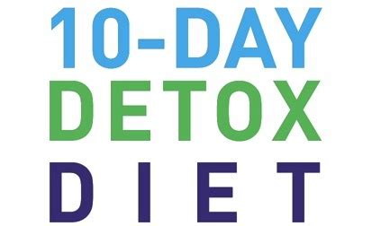 The 10 Day Detox Diet by 10 Day Detox Diet Weight Loss Free Detox Starter Kit