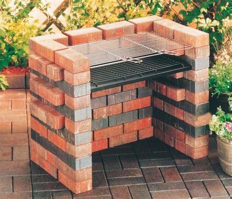 Fabriquer Un Barbecue En Dur by 1001 Id 233 Es Fabriquer Un Barbecue 40 Id 233 Es Diy Pour