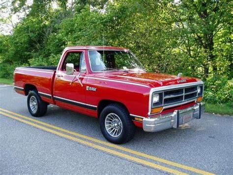 1992 Dodge Dakota Interior Sell Used 1986 Dodge Ram 1500 Great Truck For The Money