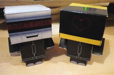 Daft Papercraft - daft papercraft by melodyzombie on deviantart