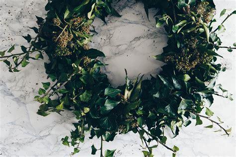 Adventskranz Diy by Diy Adventskranz Binden Frohe Weihnachten In Europa