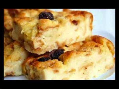membuat roti tawar youtube resep puding roti tawar enak dan mudah youtube