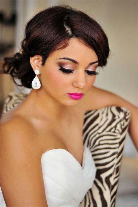 Makeup A bridal bold wedding makeup ideas for daring brides