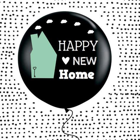 gefeliciteerd nieuwe woning felicitatie nieuwe woning ballon felicitatiekaarten