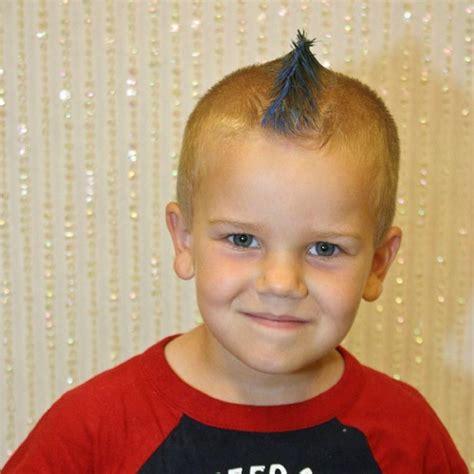 Toddler Boy Mohawk Haircut – 30 Toddler Boy Haircuts for Cute & Stylish Little Guys