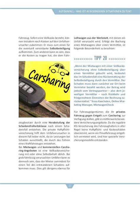 Versicherung F R Geliehene Autos by Kfz Versicherung Ratgeber W 252 Rden Sie Nach Einem