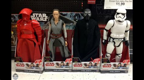 star wars the last 0241281091 star wars the last jedi more spoiler toy pics part 76 youtube