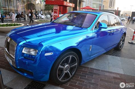 roll royce chrome rolls royce ghost v specification 13 november 2016