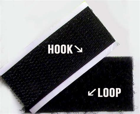 hook and loop fastener costum patches and quot hook and loop fastener quot velcro