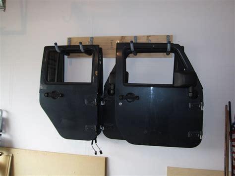 jeep door hanger check out this cheap and easy diy door hanger jk forum
