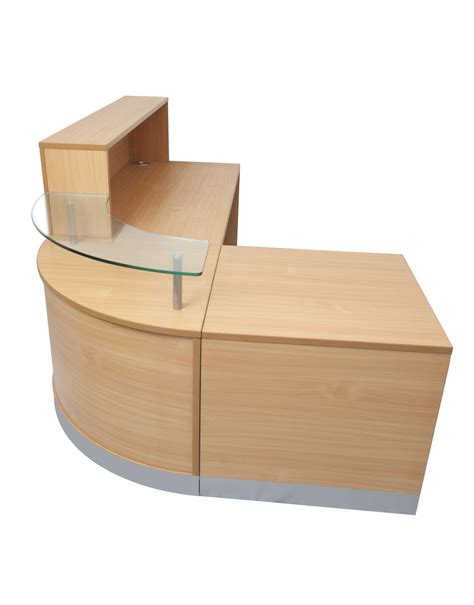 reception desks ireland glass reception desks for your office reception counter