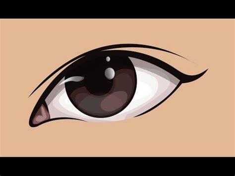 tutorial vector simple simple vector eye tutorial youtube