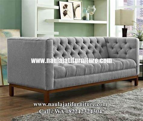 Jual Sofa Minimalis Modern Semarang jual sofa minimalis modern 3 seater naula jati furniture