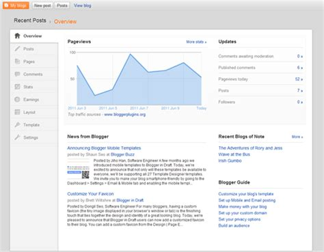 blogger dashboard awesome blogger dashboard breeze graphics and web design