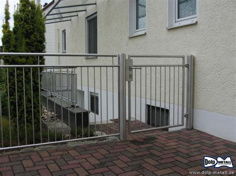 Zaun Aus Edelstahl by Bauschlosserarbeiten Zaun Edelstahl 0202 Dolp Metall E K