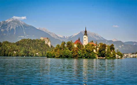 lake bled lake bled slovenia cool desktop wallpapers cool desktop
