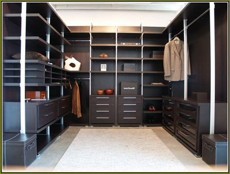 modular closet systems home design ideas