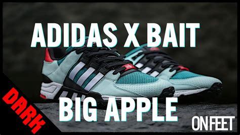 Big Sale Adidas Eqt the big apple adidas x bait eqt equipment running