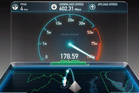 peed test highest broadband speeds in south africa