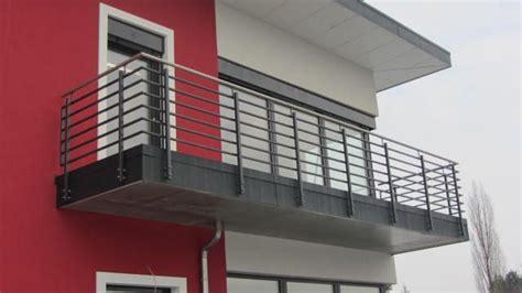 balkongeländer edelstahl bausatz balkongel 228 nder verzinkt bausatz mf11 hitoiro