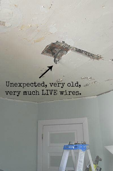 terminating live electrical wires how to install a light fixture the way s