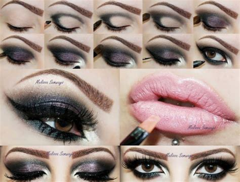 eyeshadow tutorial dark 20 beautiful makeup tutorials for brown eyes pretty designs