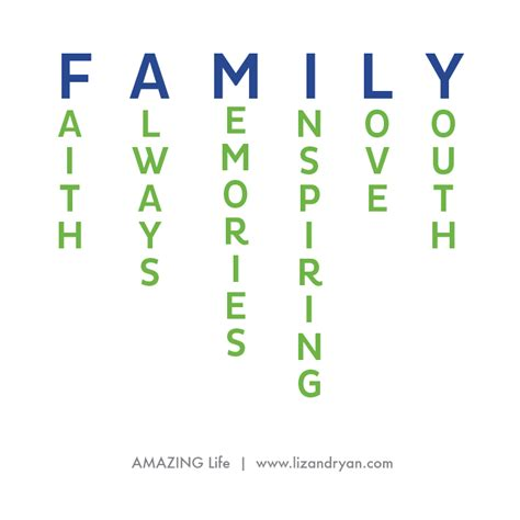 what does to you what does family to you liz and ryanbaltimore