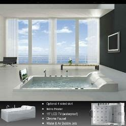 Oversized Jetted Bathtubs The World S Catalog Of Ideas