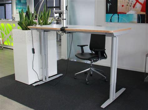 stand up or sit computer desk sit or stand up workstation computer desk