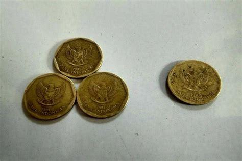 Uang 500 Rupiah Bunga Melati 1991 benarkah uang logam 500 rupiah tahun 1991 memiliki