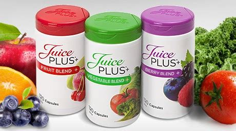 Multifunction Juicer Plus fruit and vegetable nutrition for a healthy diet juice plus