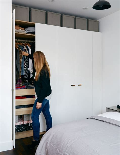 Editor Closet by Inside House Home Editors Dreamy Bedrooms