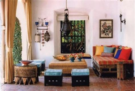Living Room Decorating Ideas Indian Style How To Achieve A Moroccan Style
