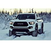 2016 Toyota Tacoma In Snow  2017 / 2018 Cars Reviews