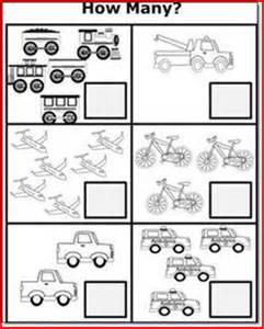 transportation math activities for preschool kristal