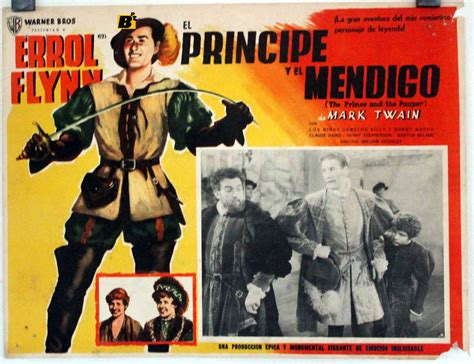 el principe y el quot el principe y el mendigo quot movie poster quot the prince and the pauper quot movie poster