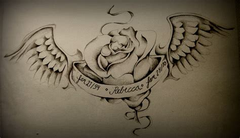 memorial tattoos designs collection of 25 rest in peace memorial designs