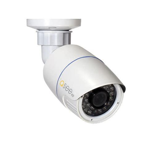 q see indoor outdoor bullet 4mp ip security