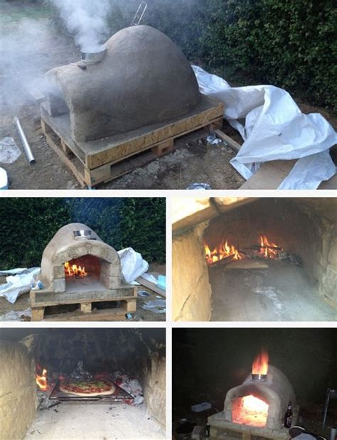 how to make an outdoor pizza oven home design garden
