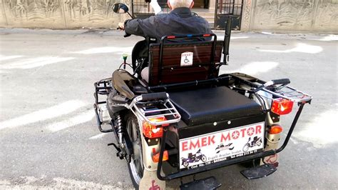 emek motor batman engelli araclari imalati youtube