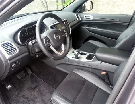 Jeep Grand Altitude Interior Test Drive 2015 Jeep Grand Altitude The Daily